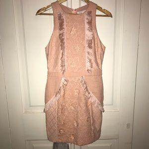 Endless Rose Blush Dress. Size M.